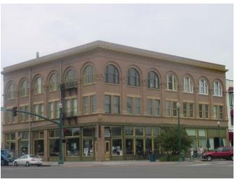 Cheyenne Building